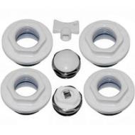 Комплектующие для биметаллических и алюминиевых радиаторов